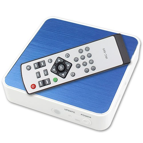 1080P Blue HDMI Google Android 2.3 Wifi Full HD Media Player Internet TV Box