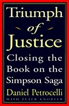Triumph of Justice : Closing the Book On the…