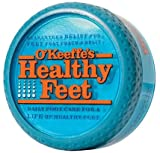 6 Pack OKeefes 3200 OKeeffes for Healthy Feet Creme 3.2-oz Grip Pak