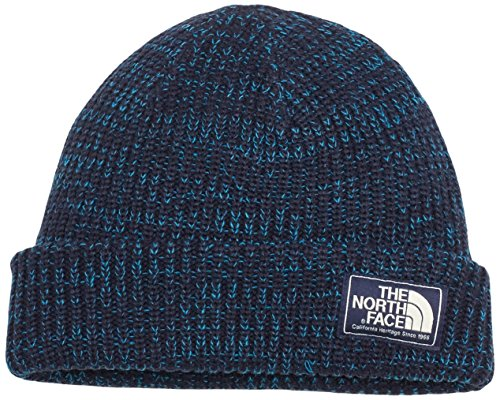 5e84ba1e8eb The north face 0885928674782 Salty Dog Beanie Hat One Size Cosmic Blue-  Price in India