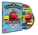 Chuggington - Temporada 2, Volúmenes 1+2 [DVD]
