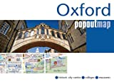 Oxford PopOut Map - pop-up city street map of Oxford city centre - folded pocket size tourist map (PopOut Maps)