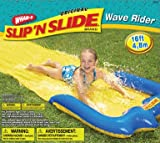 Slip d Slide:Wham-O slide 'N slip Wave driver with Bonus slip Boogie
