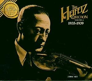 Récital Heifetz ( coll. Heifetz Collection Vol.4 )