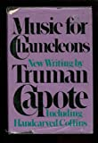 Music for Chameleons (0394508262) by Truman Capote