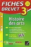 Fiches Brevet Histoire des arts 3e: f...