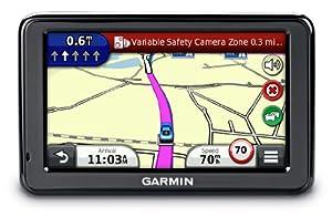 Garmin Nüvi 2445 - GPS Auto écran 4.3 pouces - Cartographie Europe de l'Ouest (24 pays)