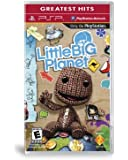 Little Big Planet (Bilingual manual) - PlayStation Portable Standard Edition
