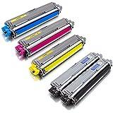 ms-point® Multipack 5x Kompatibler Toner für Brother DCP-9020CDW HL-3140CW HL-3150CDW HL-3170CDW MFC-9130CW MFC-9140CDN MFC-9330CDW MFC-9340CDW ersetzt TN-241 TN-245 TN241 TN245