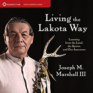 Living the Lakota Way Speech
