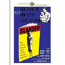 Slander (1957)