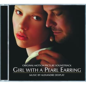 Alexandre Desplat: A New Life (Girl with a Pearl Earring O.S.T.)