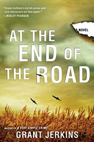 book cover of At the End of the Road