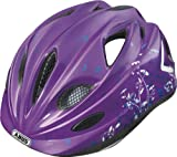 ABUS Kinder Fahrradhelm Super Chilly, Garden purple, 52-57 cm Picture