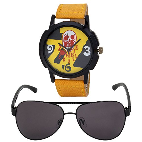 Relish Analog Round Casual Wear Watches For Men - B01A56YP72