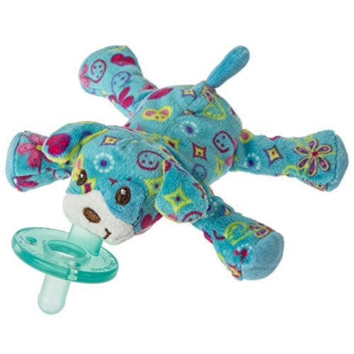 Mary Meyer Peaceful Puppy Wubbanub Pacifier - 1