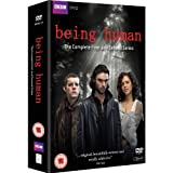 Being Human - Complete BBC Series 1-2 Including Bonus DVD Exclusive Features (5 Disc Box Set) [DVD]