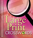 img - for Large Print Crosswords #5 book / textbook / text book