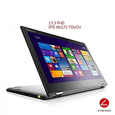 Lenovo Yoga 2 13.3-inch Laptop (Core i5 4210U/4GB/500GB/Windows 8.1/Integrated Graphics), Silver