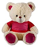 Dhoom-Soft-Toys-Teddy-Bear-Boy-Dress-Dress-Colors-May-Change-Cream-45-CM