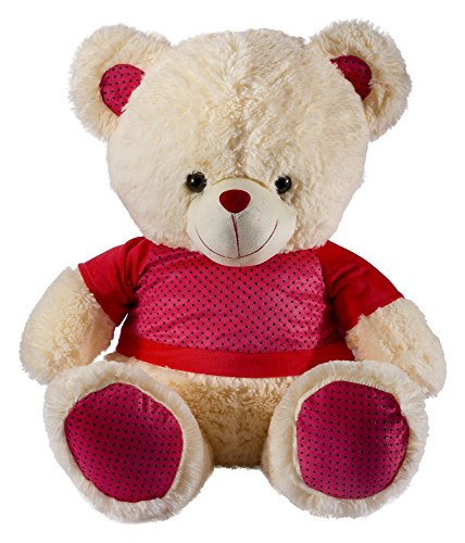 Dhoom-Soft-Toys-Teddy-Bear-Boy-Dress-Dress-Colors-May-Change-Cream-45-CM