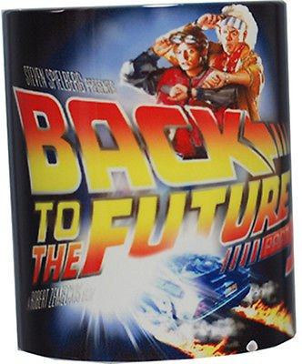 Tazza Ritorno al Futuro mug Back to the Future gadget movies 80 merchandising