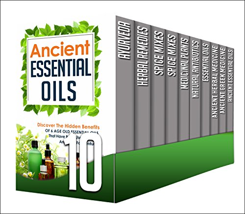 Ayurveda: 10 in 1 Box Set - Learn More About The Amazing Benefits Of Using Ayurveda And More Natural Healing Tips All in 10 Box Set (Ayurveda, herbal remedies, spice mixes, medicinal plants) by R. Sharleyne, H. Mcshiply, M. Clarkshire, C. Mckenzie