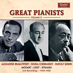 Great Pianists 2: 1945 & 1958