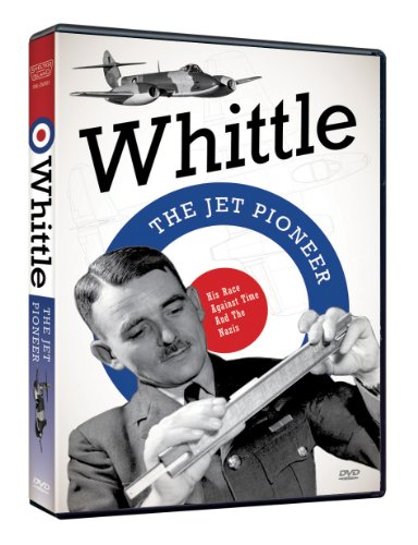 Cover art for  Whittle - The Jet Pioneer