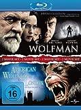 Wolfman/American Werewolf [Blu-ray]