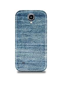 Jeans Texture Samsung S4 Case