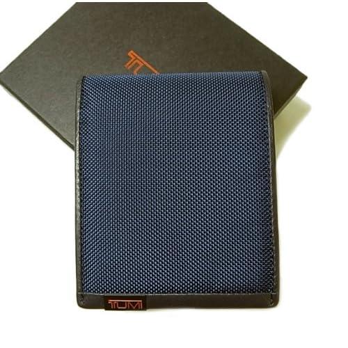 (トゥミ)TUMI 財布 メンズ ALPHA 二つ折り ブルー) 19237BT TM-105 [並行輸入品]