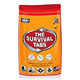 Survival Tabs 2-day 24 tabs Prepper Food Replacement for Nuclear...