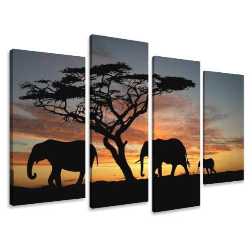 Afrika wandbilder g nstig kaufen - Leinwandbilder bestellen ...