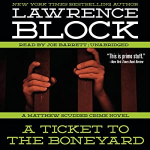 A Ticket to the Boneyard Audiobook