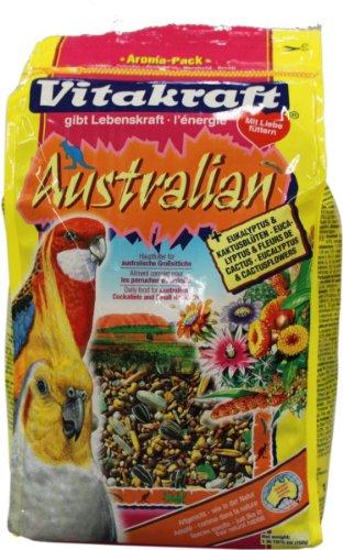 Vitakraft Australian Nymphensittichfutter 750g