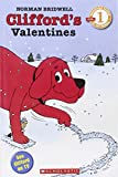 img - for Clifford's Valentines (Scholastic Reader, Level 1) book / textbook / text book