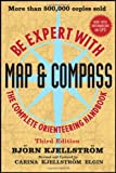 img - for Be Expert with Map and Compass book / textbook / text book