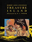 Treasure Island (Scribner Classics)