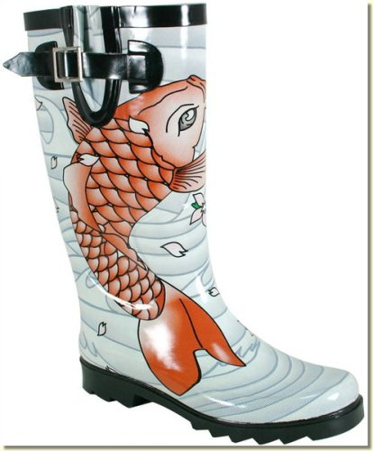 Buy Chooka – Women's Koi Tattoo Rain Boots