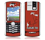 Zing Revolution MS-ALKT40065 Blackberry Pearl- 8100- Alkaline Trio- Good Mourning Ltd Skin