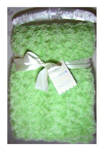 "Mon Lapin Green Blanket (30"" X 40"") - 1"