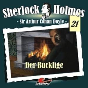 Der Bucklige (Sherlock Holmes 21) Hörspiel