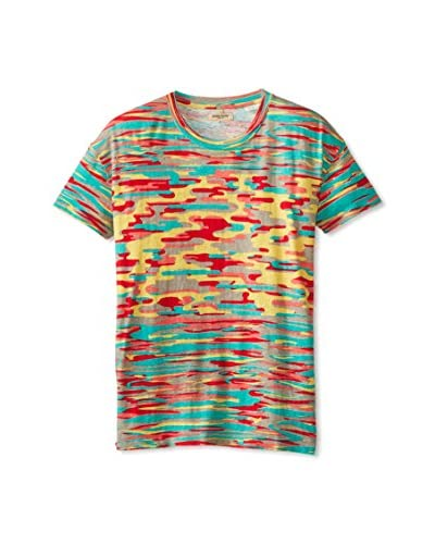 Levi's Made & Crafted Men's Patterned Tee