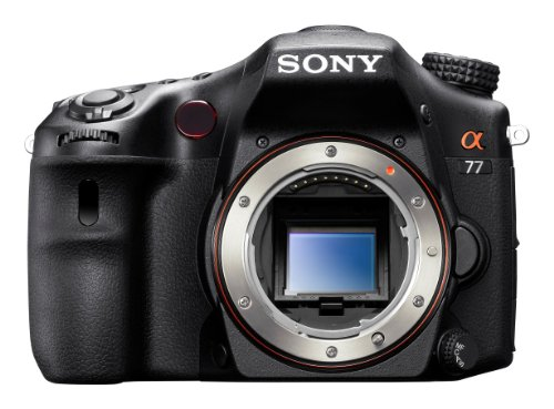 Sony Alpha 77 Body