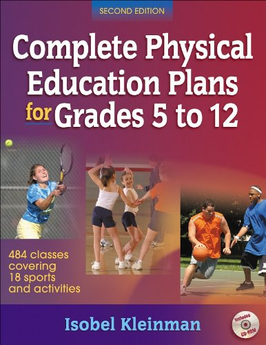 Complete Physical Education Plans for Grades 5 to 12-2nd Ed