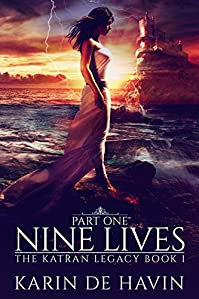 Nine Lives Part One by Karin De Havin ebook deal
