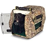 Classic Accessories 60144-SC Heritage Insulated Dog Kennel Jacket, Realtree Max-4 Camo, Large