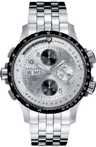 Hamilton H77626153 - Reloj para hombres