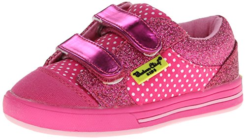 Western Chief Sparkle Shine Sneaker (Toddler/Little Kid),Pink,8 M Us Toddler front-920646